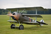 OK-TAV58 - Private Fokker DR.1 Triplane (replica) aircraft