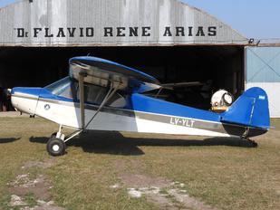 LV-YLT - Private Piper PA-11 Cub