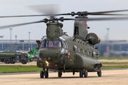 ZD983 - Royal Air Force Boeing Chinook HC.2 aircraft