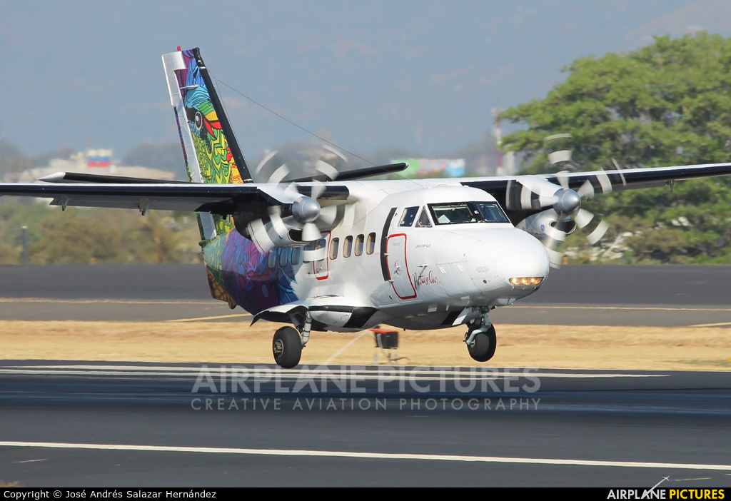 Nature Air TI-BGQ aircraft at San Jose - Juan Santamaría Intl