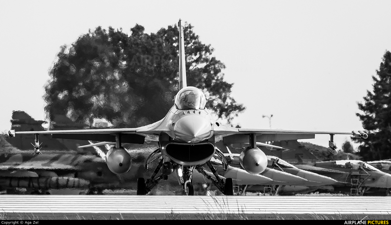 Netherlands - Air Force J-630 aircraft at Poznań - Krzesiny