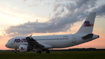 SU-BSM - Air Cairo Airbus A320