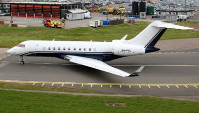 9H-PVL - Private Bombardier BD-700 Global 6000