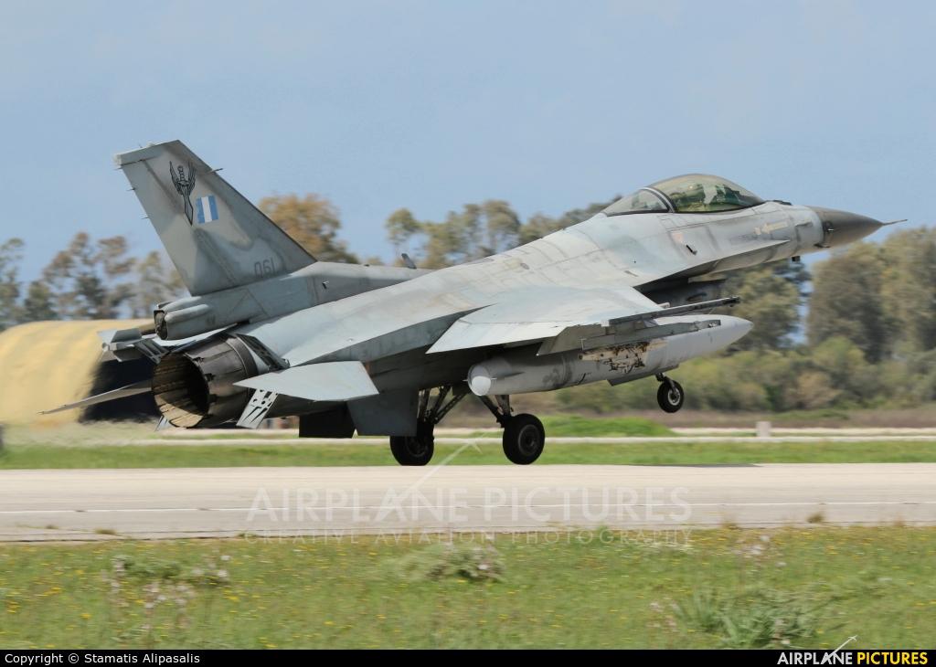 Greece - Hellenic Air Force 061 aircraft at Andravida AB