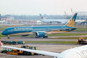 VN-A870 - Vietnam Airlines Boeing 787-9 Dreamliner aircraft