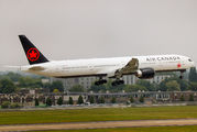 C-FJZS - Air Canada Boeing 777-300ER aircraft