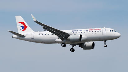 B-1076 - China Eastern Airlines Airbus A320 NEO