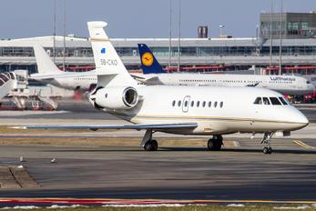 5B-CKO - Private Dassault Falcon 2000 DX, EX