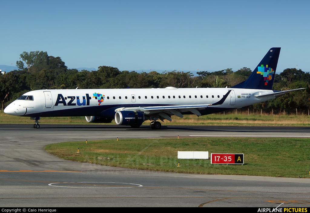 Azul Linhas Aéreas PR-AUF aircraft at Cuiabá - Marechal Rondon
