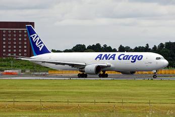 JA8356 - ANA Cargo Boeing 767-300F