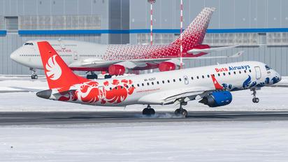 4K-AZ67 - Buta Airways Embraer ERJ-190 (190-100)