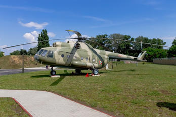 001 - Hungary - Air Force Mil Mi-9