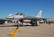 93-0709 - USA - Air Force General Dynamics F-16A Fighting Falcon aircraft