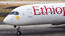 ET-ATR - Ethiopian Airlines Airbus A350-900 aircraft