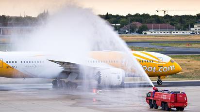 9V-OFJ - Scoot Boeing 787-8 Dreamliner