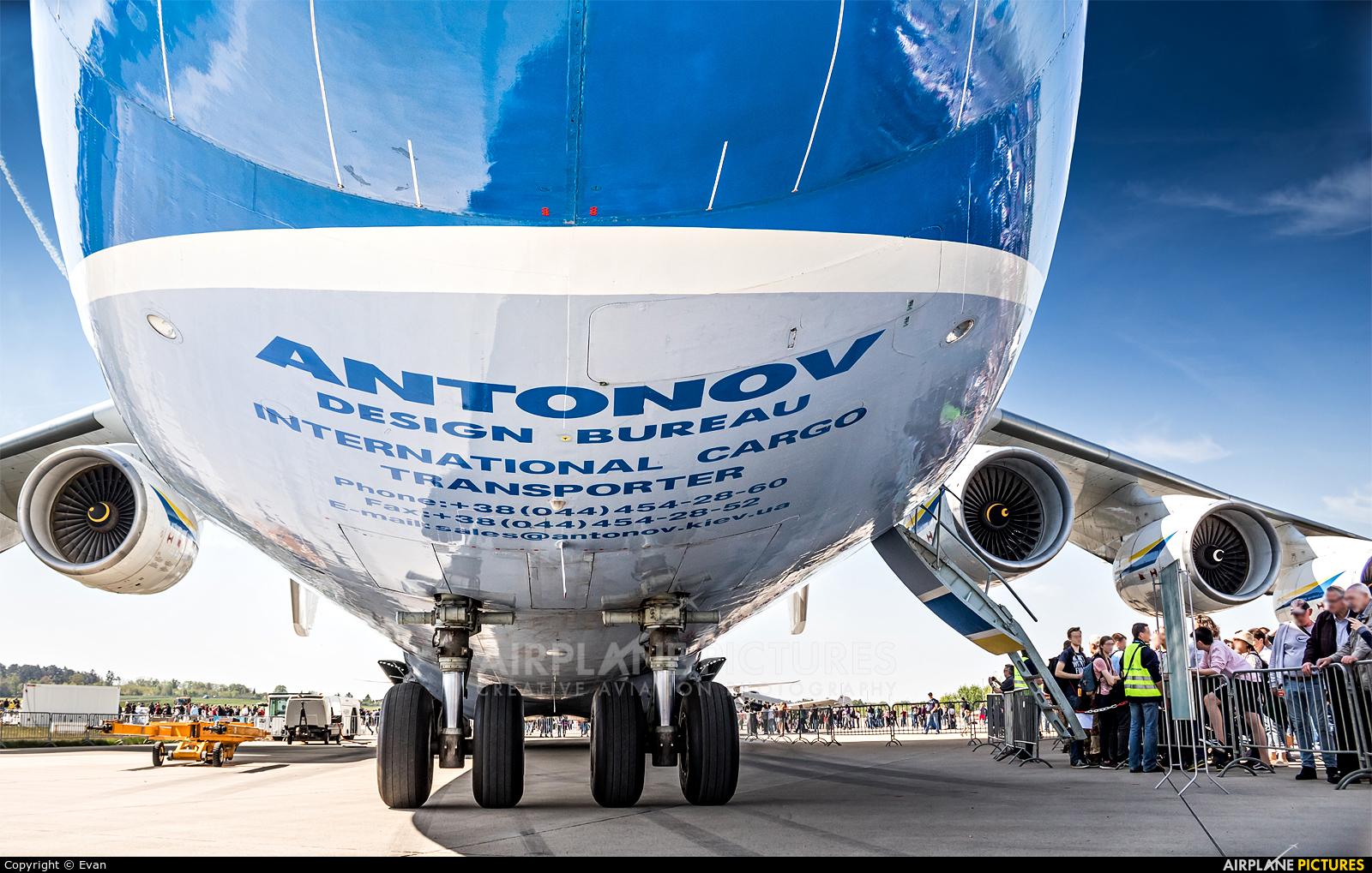 Antonov Airlines /  Design Bureau UR82060 aircraft at Berlin - Schönefeld
