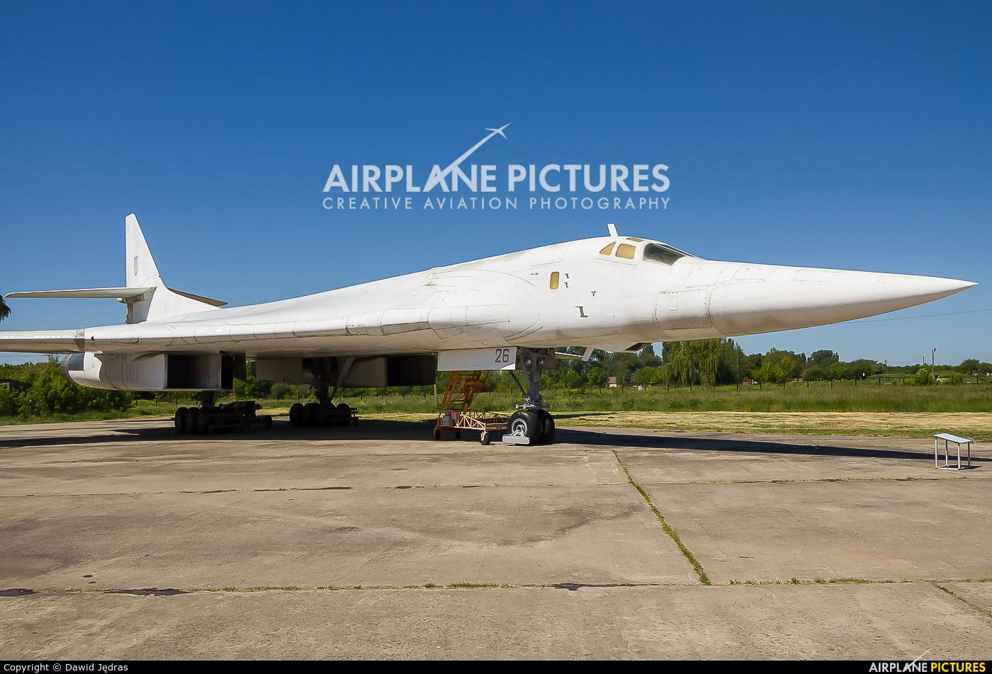 Ukraine - Air Force 26 aircraft at Poltava