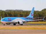 TUI Boeing 737 MAX visited Helsinki title=