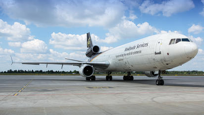 N273UP - UPS - United Parcel Service McDonnell Douglas MD-11F