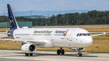 D-AISQ - Lufthansa Airbus A321 aircraft