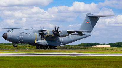 5404 - Germany - Air Force Airbus A400M
