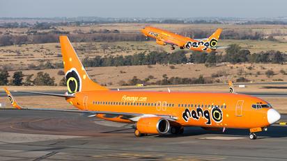 ZS-SJC - Mango Boeing 737-800