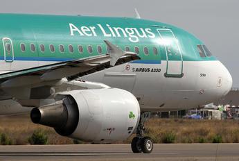 EI-CVA - Aer Lingus Airbus A320