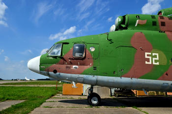 52 - Belarus - Air Force Mil Mi-26