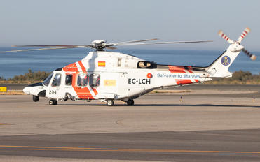 EC-LCH - Spain - Coast Guard Agusta Westland AW139