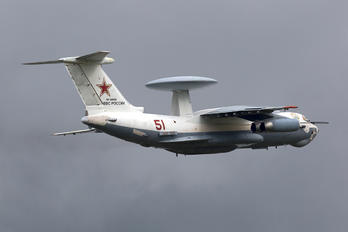 RF-50606 - Russia - Air Force Beriev A-50 (all models)