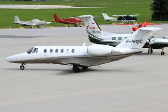 F-HRSC - Private Cessna 525A Citation CJ2