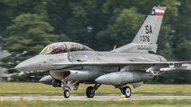 87-0376 - USA - Air National Guard General Dynamics F-16D Fighting Falcon aircraft
