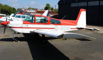 G-DONI - Private Grumman American AA-5B Tiger