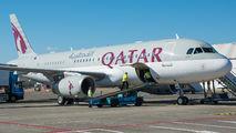 Qatar Amiri Airbus A320 visited Amsterdam title=