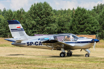 SP-CAC - Private Morane Saulnier MS.893A Rallye Commodore 180
