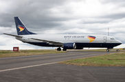 New Boeing 737-400F for West Atlantic  title=