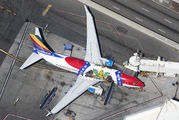 N280WN - Southwest Airlines Boeing 737-700 aircraft