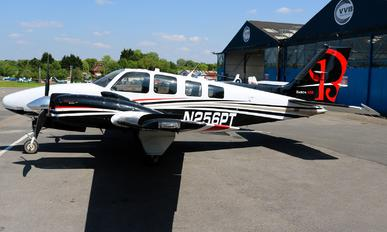 N256PT - Private Beechcraft 95 Baron