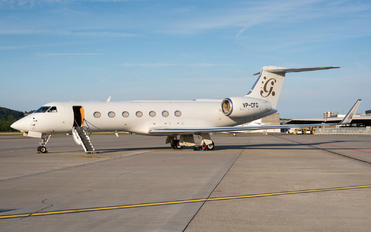 VP-CFG - Gama Aviation Gulfstream Aerospace G-V, G-V-SP, G500, G550