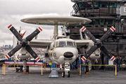 161227 - USA - Navy Grumman E-2C Hawkeye aircraft