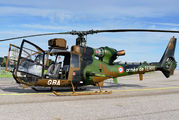 4026 - France - Army Aerospatiale SA-341 / 342 Gazelle (all models) aircraft