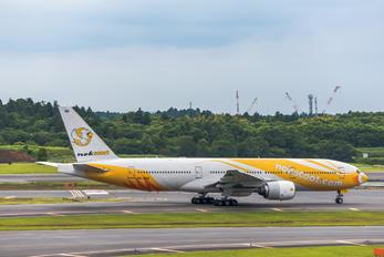 HS-XBA - Nokscoot Boeing 777-200ER