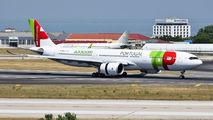CS-TUA - TAP Portugal Airbus A330neo aircraft