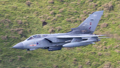 ZA607 - Royal Air Force Panavia Tornado GR.4 / 4A