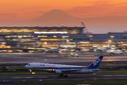 JA8342 - ANA - All Nippon Airways Boeing 767-300 aircraft