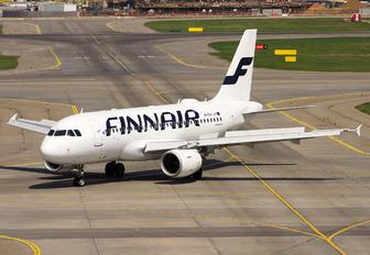 OH-LVI - Finnair Airbus A319