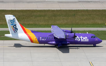 G-ISLF - Flybe ATR 42 (all models)
