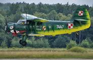SP-MLP - Private Antonov An-2 aircraft