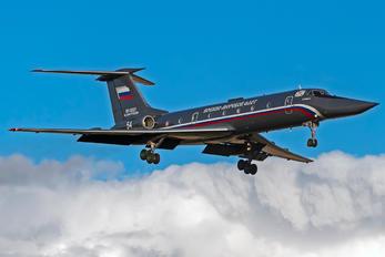 RF-12037 - Russia - Navy Tupolev Tu-134UBL