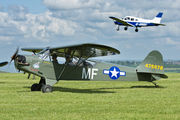 G-BEUI - Private Piper J3 Cub aircraft